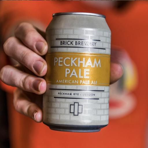 Brick Brewery, Peckham Pale