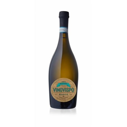 VinoVispo Frizzante, bottles